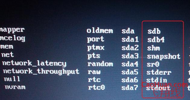 《小主机U盘安装CentOS7》