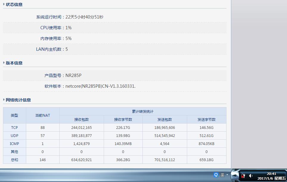 《磊科Netcore NR285》